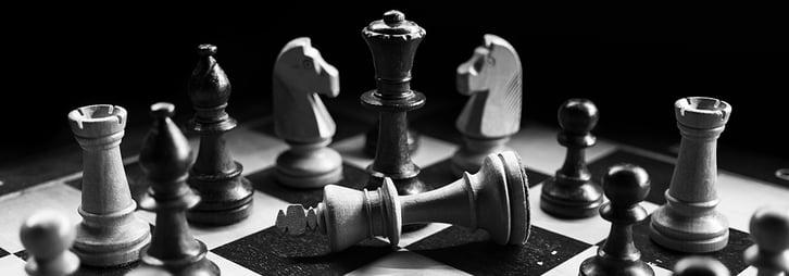 Cybersecurity is like chess