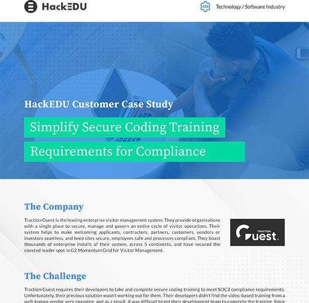 Simplify Compliance Case Study